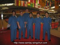 After the Zhengzhou Wushu Competition